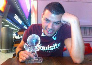 Braşoveanul Valentin Luca din nou campion modial la Roadhouse World Flair