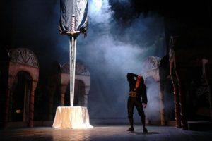 """""""Don Giovanni"""" pe scena Operei Brașov"""