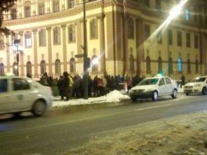 Proteste la Brașov, ziua a zecea. Oamenii nu sunt convinși de demisia ministrului Justiției