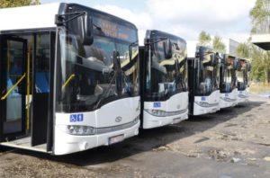 Autobuze şi troleibuze noi la RAT Braşov