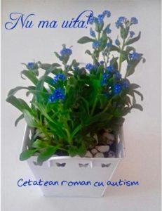 """""""Floare albastră""""  – protest inedit al persoanelor cu autism"""