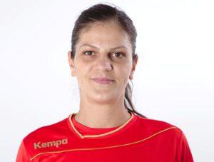Handbal: Portarul Ana Maria Mîrcă şi-a prelungit contractul cu Corona