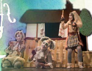 Copilăria lui Enescu, spectacol la Centrul Cultural Reduta