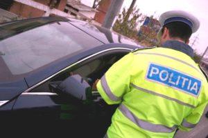 Peste 1.000 de contravenții aplicate într-o săptămână de polițiștii rutieri