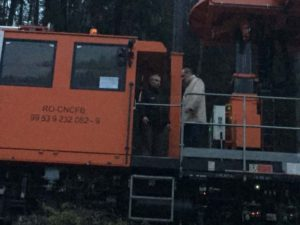 Traficul feroviar între Predeal şi Timişul de Sus a revenit la normal