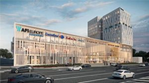 AFI Palace Braşov a primit avizul de mediu. Mall-ul va avea mai multe locuri de parcare decât se prevăzuse inițial