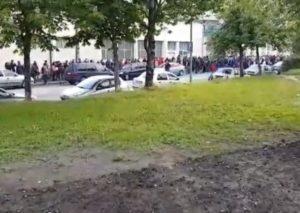 Încă două ghișee vor fi deschise la Serviciul de Pașapoarte Brașov