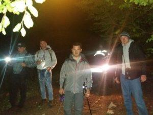 Patru turişti rătăciţi pe Vârful Omu, salvaţi de jandarmii montani braşoveni