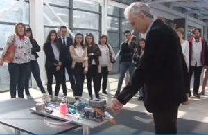 Invenţie braşoveană: motor termic în doi timpi, cu componente realizate prin printare 3D