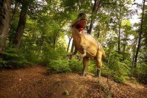 Dino Parc Râşnov în top 3 cele mai vizitate atracții turistice din judeţ