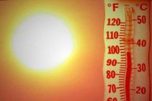 Vreme deosebit de caldă în toată țara