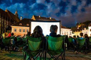 Filme de excepție, în Piața Sfatului, la Caravana Filmelor TIFF