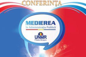 Conferinţă: Medierea în administraţia publică