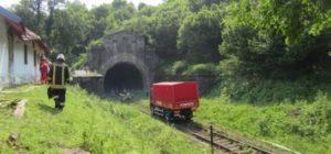 Tunelul CFR de la Teliu, un pericol în caz de accident sau incendiu