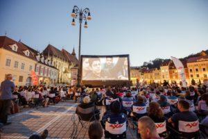 Caravana Metropolis la Brașov – șase seri de filme de Oscar în aer liber –  s-a încheiat