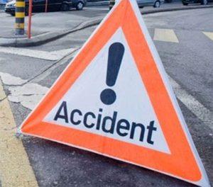 VIDEO Pieton lovit de mașină, pe Calea București