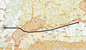 Sectorul de autostradă Sibiu – Făgăraş va fi finalizat până în 2025, însă tronsonul Făgăraş – Braşov este defazat