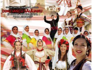 """""""Garofița Pietrei Craiului"""", festival de folclor la Braşov, Făgăraş şi Prejmer"""
