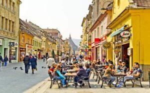 Câți turiști au vizitat Brașovul în 2018?