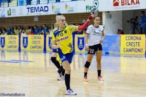 Handbal: Patru jucătoare de la Corona Brașov, la echipa națională