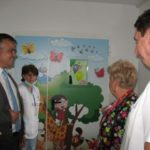 S-a redeschis o secție de pediatrie și laboratorul de analize medicale la Spitalul de Copii