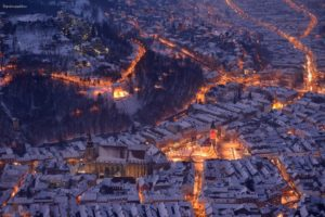 Forbes Best Cities 2018: Brașovul, locul 4!