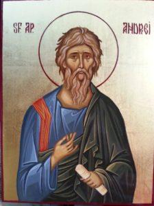 Sfântul Apostol Andrei, ocrotitorul României