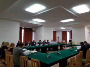Șeful ISU și al IJP Brașov, audiați la Comisia de Abuzuri a Senatului