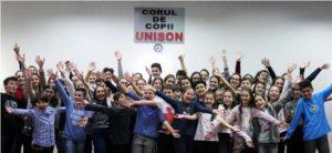 Corul de Copii Unison, unul din cele mai bune 10 coruri din Romania!