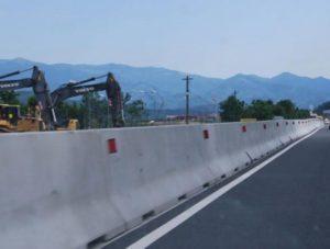 Prefectul Marian Rasaliu cere Primăriei montarea de parapeți din beton între Brașov și Cristian