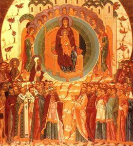 A doua zi de Crăciun. Soborul Maicii Domnului, sărbătorit de creștini