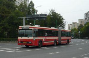 O singură fimă care a depus ofertă la achiziția celor 26 de troleibuze care vor circula în Brașov