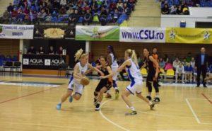 Baschet: Olimpia, dublă manșă dificilă la Arad