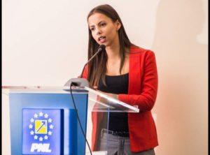 """Mara Mareș: De Ziua Tineretului, TNL a dat startul Caravanei """"Europa pentru Noi"""""""