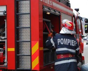 Incendii la case în Săcele și Râșnov