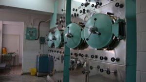 Secţia de Sterilizare a Spitalului de Copii, modernizată prin donații