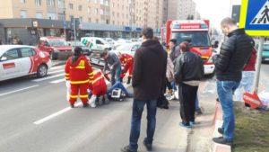 A fost găsit şoferul care a accidentat pietonul pe Calea București