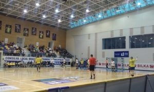 Handbal : Corona Brașov, eliminată din Cupa României