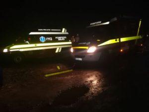 O fată de 25 de ani a murit într-un accident pe DN13, la Feldioara