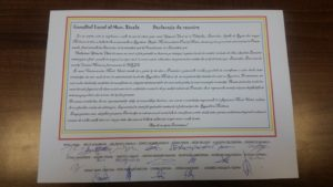 La iniţiativa PSD şi PMP, s-a votat declaraţia de Unirea cu Basarabia şi la Săcele