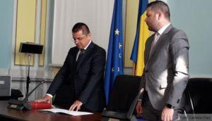 Noul subprefect al Brașovului a depus jurământul