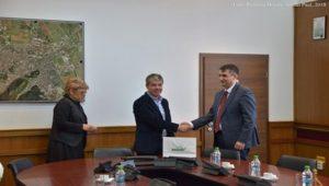 Colaborare economică și universitară între șase orașe din Bosnia-Herțegovina şi judeţul Brașov