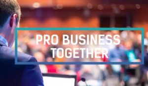 Pro Business Together aduce patru speakeri de renume la Brașov