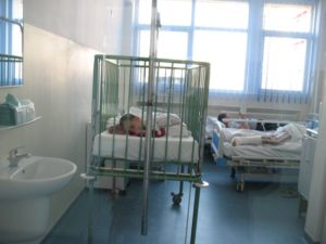 Secția de Chirurgie de la Spitalul Clinic de Copii a fost modernizată