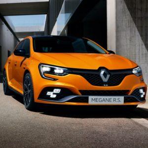 Noul Renault MEGANE R.S. vine în Braşov
