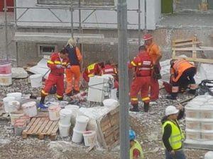 Administratorul firmei de construcții acuzat de ucidere din culpă rămâne sub control judiciar