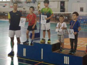 Badminton: Argint pentru Clubul Sportiv Transilvania Braşov în Cupa României!