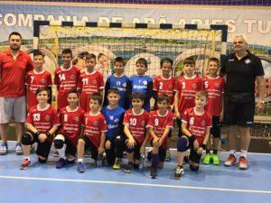Handbal: ACS Transilvania, locul 1 la Turneul Semifinal de la Turda!