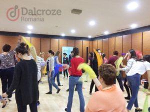 Cadrele din învătământul primar, învăţate să predea muzica şi mişcarea prin metoda Dalcroze