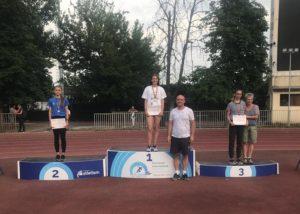 Atletism: Brașoveanca Adina Cîrciogel a devenit campioană a României la 400 m